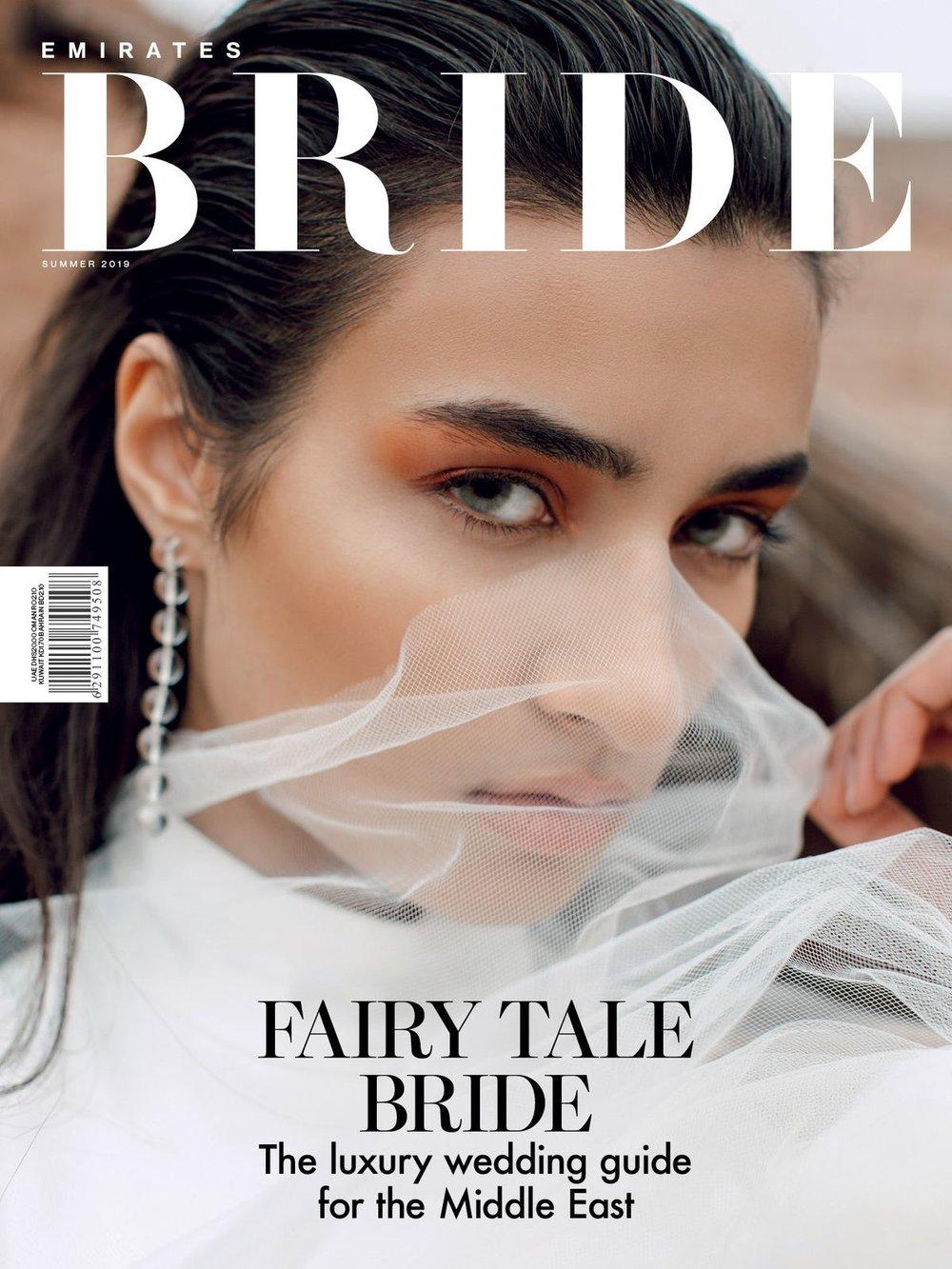 Emirates Woman Bride Cover